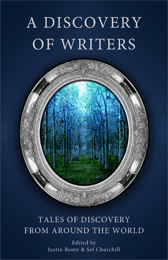 Book cover: A Discovery of Writers