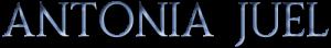Antonia Juel name logo